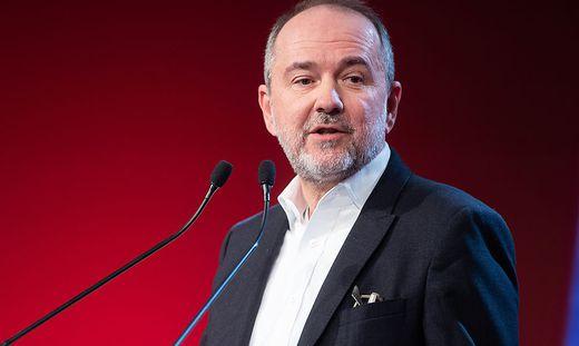 """Thomas Drozda: """"Hier wird Geld von Arbeitnehmern genommen und Konzernen gegeben"""""""