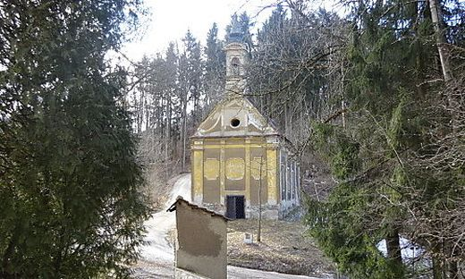 Der Brucker Gemeinderat wird sich in der kommenden Periode der alvarienbergkirche widmen