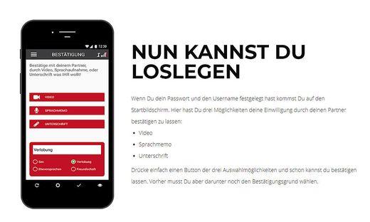 Die iwill-App wurde in Österreich entwickelt