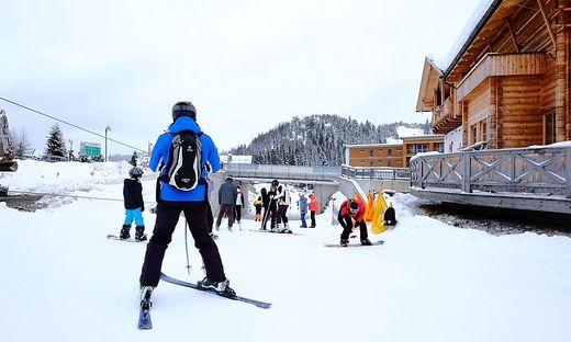 Skifahren, sobald strenger Lockdown endet?