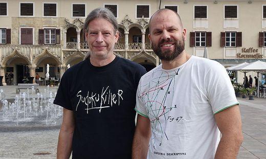 Fritz Kabinger und Andi Peichl sind die neuen Brucker Kultupreisträger