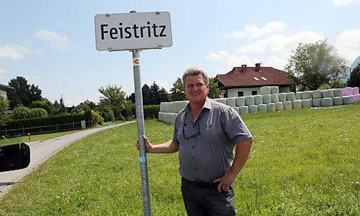 Baumgartner freut sich auf mehr zweisprachige Ortstafeln