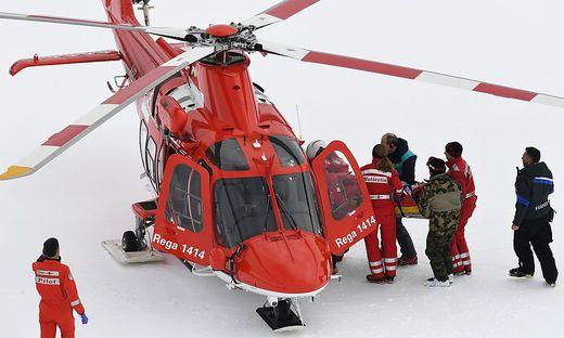 Der Hubschrauber soll künftig am Boden bleiben
