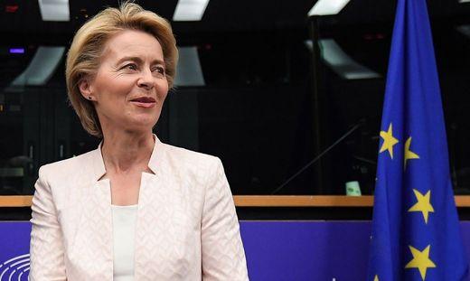 """Neumarkter Bürgermeister hofft, dass Ursula von der Leyen ins """"Europahaus"""" kommt"""