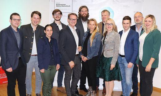 Hartberger ÖVP-Kandidaten