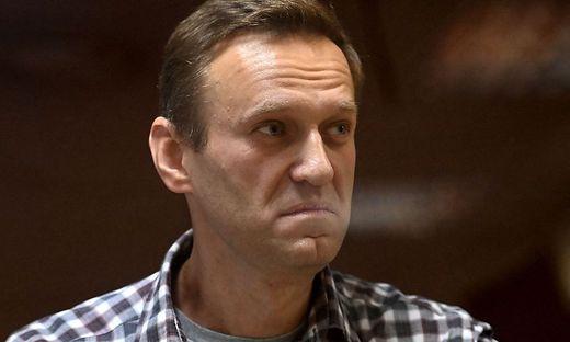 Nawalny war im August auf einem innerrussischen Flug kollabiert