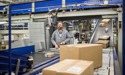 Die Post investiert weiter in die Paketlogistik