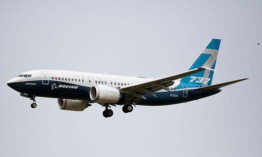 Boeings Krisenflieger 737 Max-8