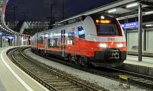 Österreicher sind fleißige Bahnfahrer