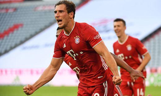 Bayern Muenchen - Borussia Moenchengladbach