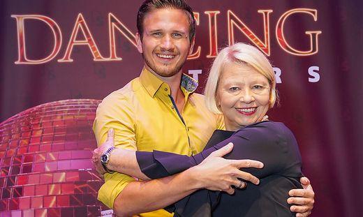 Kick-off zum ORF-1-Event ?Dancing Stars? im Lorely-Saal Wien