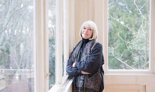 Erika Pluhar, 80. Geburtstag, Wien-Grinzin