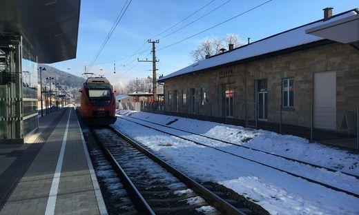 Nach einem Jahr Umbau ist der Bahnhof Velden barrierefrei