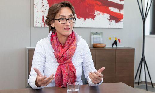 Susanne Wendler (Bank Austria): Seit Ausbruch der Krise mehr als 10.000 Stundungen und neue Kredite im Volumen von 2,7 Milliarden Euro fixiert