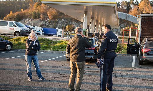 Die Kärntner Polizei arbeitete mit den italienischen Kollegen zusammen