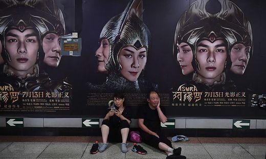 Asiatisches Kino Teuerster chinesischer Film floppt im Kino