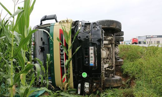 Lkw-Unfall