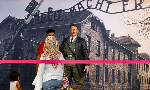 INDONESIA-NAZI-MUSEUM