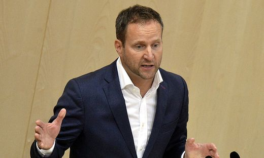 Der frühere NEOS-Chef Matthias Strolz