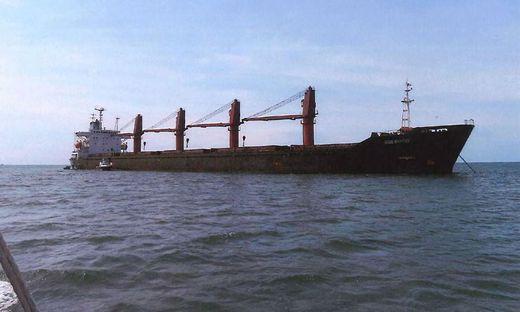 US-NKOREA-SANCTIONS-SHIPPING-SEIZURE