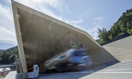 Nordportal des Gleinalmltunnels