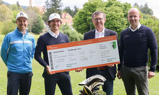 GOLF - Steirischer Golfverband, press conference
