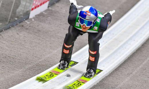 SKI JUMPING - FIS WC Engelberg
