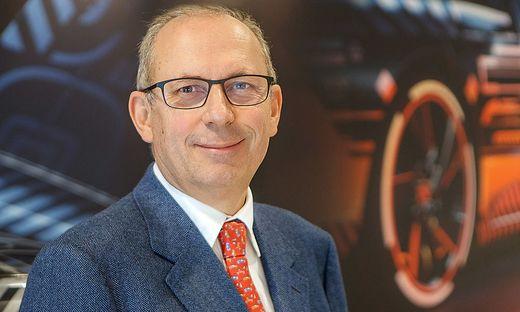 Hans Peter Schützinger, Sprecher der Porsche Holding Geschäftsführung