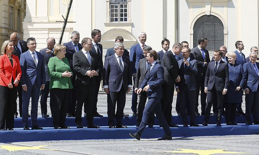 ++ HANDOUT ++ INFORMELLER EU-GIPFEL IN RUMAeNIEN: KURZ