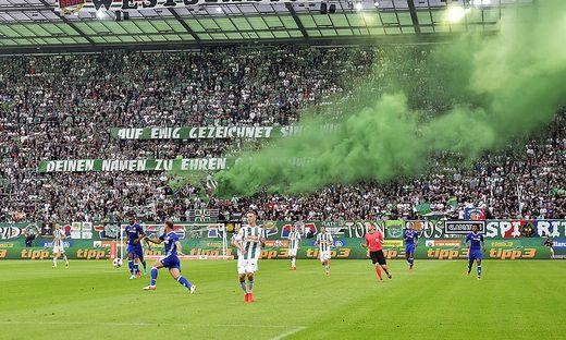 FUSSBALL EROeFFNUNG ALLIANZ STADION: SK RAPID WIEN - CHELSEA FC