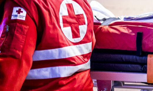 Die Verletzte wurde ins Krankenhaus Friesach gebracht - Symbolfoto