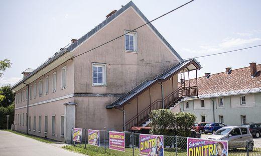 Das Haus in der St. Veiter Straße 175 wird abgerissen und 2022 neu gebaut