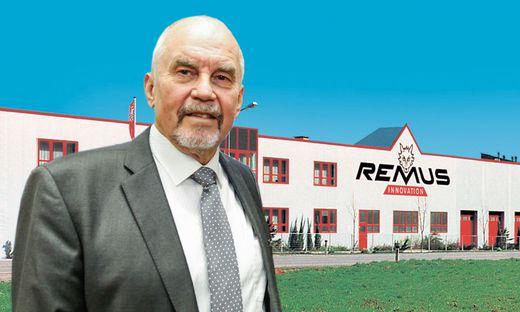 Remus-Gründer Otto Kresch (74)