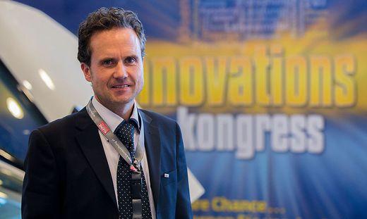 FH-Rektor Peter Granig, Begründer des Innovationskongresses