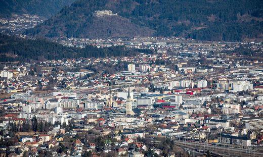 Villach hatte zum Jahreswechsel 62.898 Einwohner