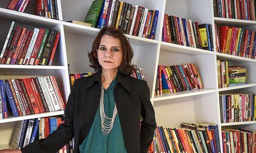 """War auch """"Writer in Exile"""" von Graz: Asli Erdogan"""