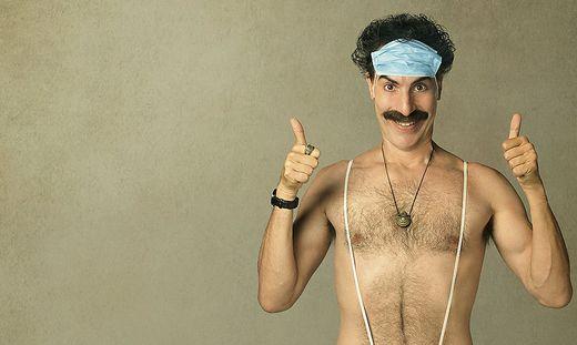 """Borat 2"" startet am Freitag auf Amazon Prime"