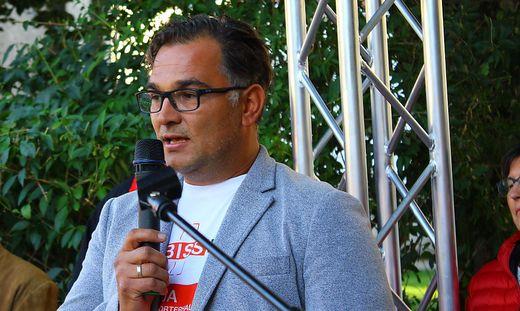 Rottenmanns Bürgermeister Alfred Bernhard (ÖVP): Die Stadt war wild umstritten