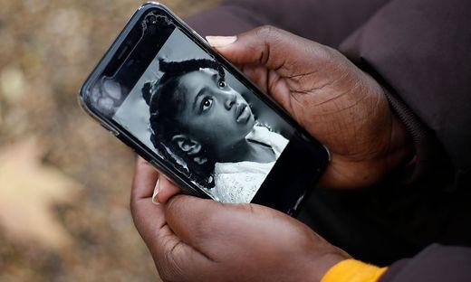Das 2013 verstorbene Mädchen