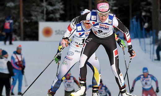 Stadlober nimmt fokussiert Kurs auf die tour de Ski