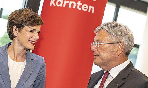 """Peter Kaiser sieht Rendi-Wagner """"deutlich bestätigt"""""""