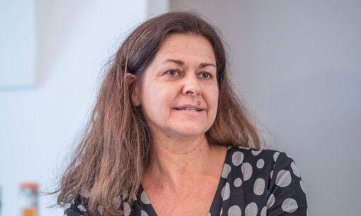 Soziallandesrätin Doris Kampus