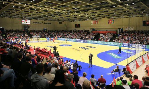 HANDBALL - EHF, AUT vs SWE