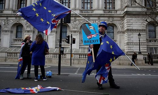 Viele Briten nutzen die Möglichkeit, vor dem Brexit eine Staatsbürgerschaft eines anderen EU-Landes zu bekommen