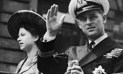 Der Prinzgemahl war für seinen Charme und Humor bekannt - und zugleich für seine rhetorischen Fehltritte