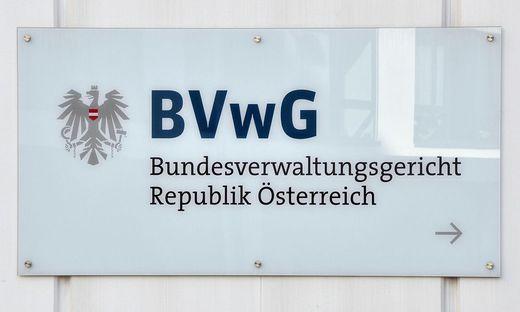 BVwG Bundesverwaltungsgericht Republik �sterreich