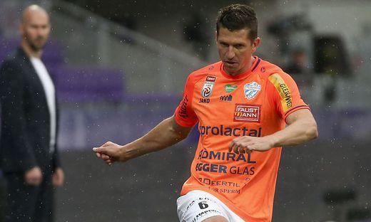 Andreas Lienhart will auf Sieg spielen