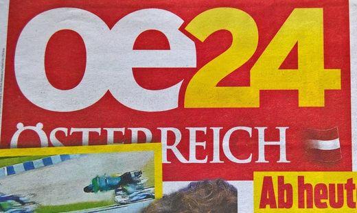 Oe24 Oesterreich - Zeitung *** Oe24 Oesterreich Newspaper