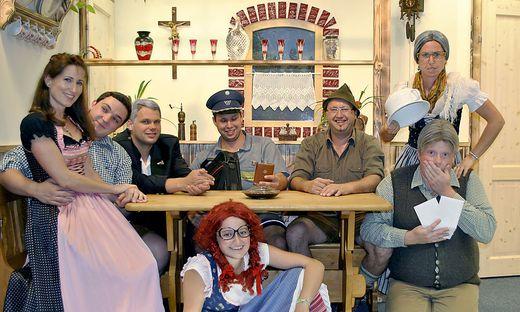 Am Freitag, dem 9. September, feiert der Lankowitzer Theaterstadl mit seinem neuen Stück Premiere