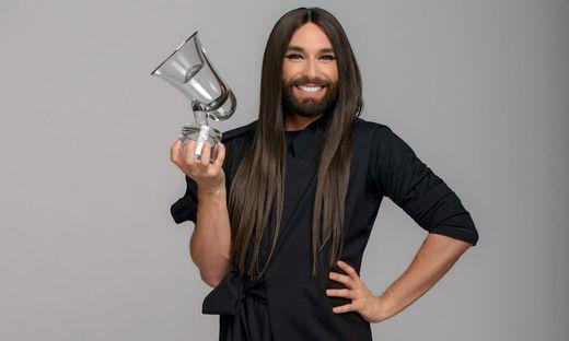 Conchita moderiert ?Amadeus Austrian Music Award 2018?